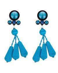 Holly Fulton - Blue Drop Earring - Lyst