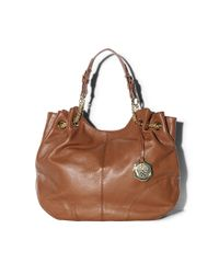 Vince Camuto - Brown Jack Drawstring Tote - Lyst