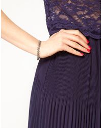 Cath Kidston | Crystal Drop Bracelet | Lyst