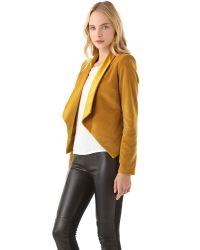 Sandra Weil - Yellow Fancy Jacket - Lyst