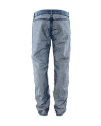 H&M | Blue 360° Tech Stretch Skinny Jeans for Men | Lyst