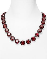 Juicy Couture - Red Glam Rocks Multi Gemstone Necklace  - Lyst