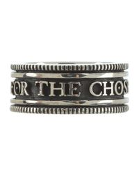 King Baby Studio - Metallic The Chosen Few Vintage Coin Ring - Lyst