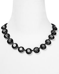 Juicy Couture | Black Glam Rocks Multi Gemstone Necklace | Lyst