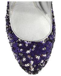 Dolce & Gabbana | Purple 'bellucci' Pumps | Lyst