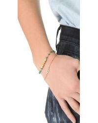 Jennifer Zeuner - Blue Mini Integrated Eye Bracelet - Lyst