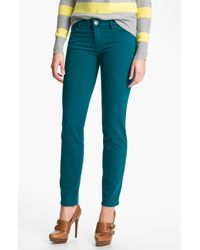 Kut From The Kloth   Blue Diana Colored Skinny Jeans   Lyst