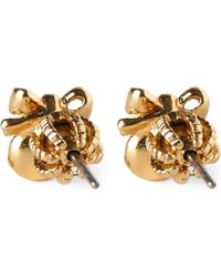 Juicy Couture | Metallic Charmy Stud Set | Lyst