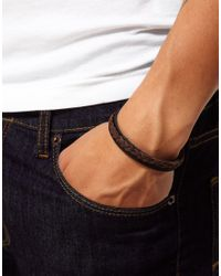 Wesc - Black Bracelet for Men - Lyst