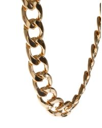 ASOS | Metallic Curb Chain Necklace and Bracelet Pack | Lyst