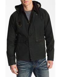 Barbour   Green Standen Hooded Jacket for Men   Lyst