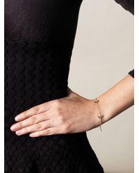 Kiki McDonough | Metallic Diamond Yellow Gold Bee Bracelet | Lyst