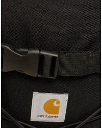 Carhartt - Black Kick Flip Backpack for Men - Lyst