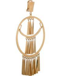 Etro - Metallic Earrings - Lyst