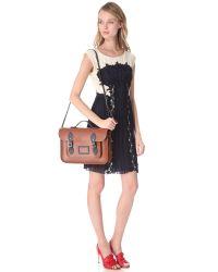 Cambridge Satchel Company - Brown Designer 14 Satchel - Lyst