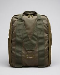 Marc By Marc Jacobs Green M M Standard Supply Backpack for men