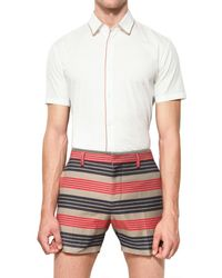 Marc Jacobs White Poplin Shirt for men