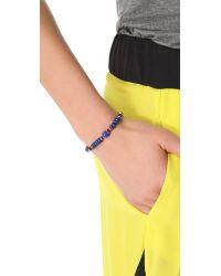 Shashi - Multicolor Bebo Wrap Bracelet - Lyst
