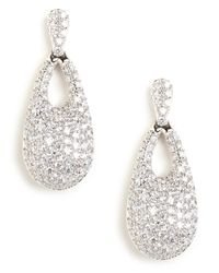 BaubleBar | Metallic Ice Tear Drops | Lyst