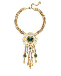 Ben-Amun - Metallic Portofino Intricate Necklace - Lyst
