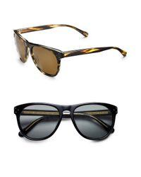 Oliver Peoples - Black Daddy B Wayfarer Sunglasses for Men - Lyst