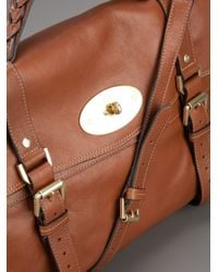 Mulberry | Brown Bayswater Bag | Lyst