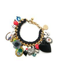 Venessa Arizaga | Metallic Paraiso Tropical Bracelet | Lyst