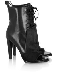 Alexander Wang Josephine - Black Boots