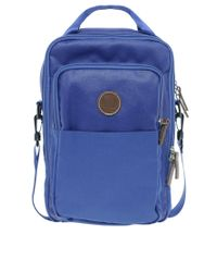 Fred Perry | Blue Flight Bag for Men | Lyst