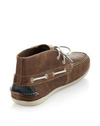 Sebago - Brown Triggs Boat Shoe for Men - Lyst