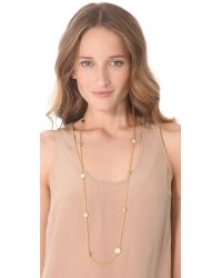 Marc By Marc Jacobs | Natural Double Wrap Necklace | Lyst