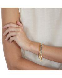 Astley Clarke - Metallic Follow Your Dreams Friendship Bracelet - Lyst