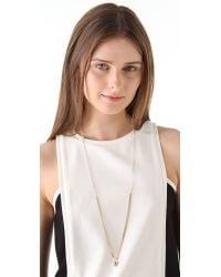 Bing Bang | Metallic Calavera Skull Necklace | Lyst