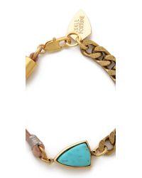 Lizzie Fortunato - Metallic Sacred Valley Bracelet - Lyst