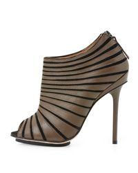 L.A.M.B. - Natural Bindi Ankle Boot - Lyst