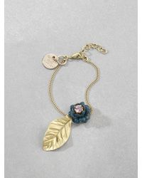 Patrizia Pepe | Metallic Bracelet | Lyst