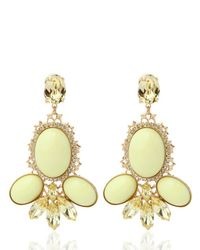 Anton Heunis | Green Candy Store Collection Lime Earrings | Lyst