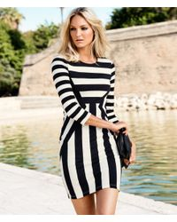 H&M - Black Dress - Lyst