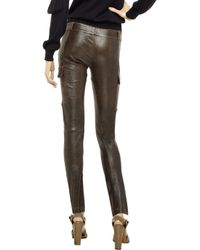Tory Burch - Brown Adele Legging - Lyst