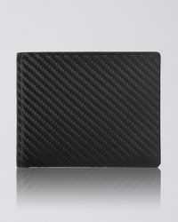 Dunhill - Black Slim Chassis Card Case for Men - Lyst
