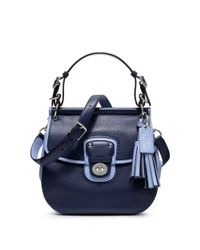 COACH | Blue Willis Bag | Lyst