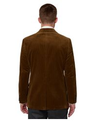 Brooks Brothers - Brown Fitzgerald Fit Corduroy Sport Coat for Men - Lyst