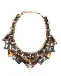 Erickson Beamon - Metallic Xenon Necklace - Lyst