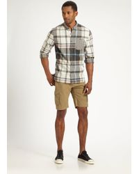 0532175bb8 Converse Cargo Shorts in Brown for Men - Lyst