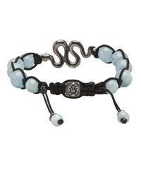 Roman Paul | Blue Snake Bracelet for Men | Lyst