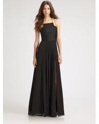 Sachin & Babi | Black Delfina Dress | Lyst