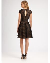 Shoshanna Black Heidi Dress