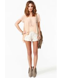Nasty Gal - Baby Its You Top - Lyst