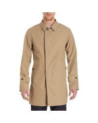 Nanamica - Natural Top Coat for Men - Lyst