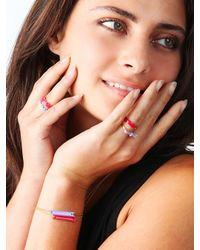 BaubleBar | Brandy Pham Pink Arrow Ring | Lyst